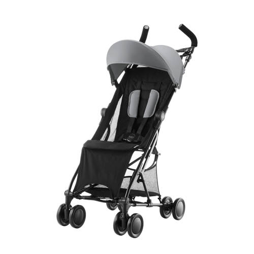 Holiday buggy steel grey