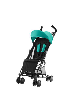 Holiday buggy aqua green