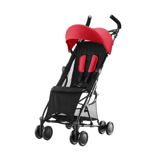 Holiday buggy flame red