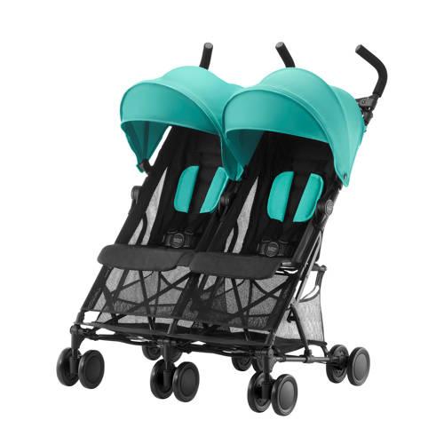 Holiday Double buggy aqua green