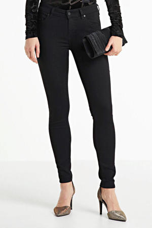 Slandy skinny fit jeans zwart