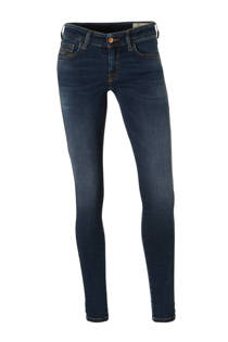 Diesel Slandy skinny fit low waist jeans (dames)