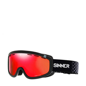 Unisex skibril Visor III OTG zwart
