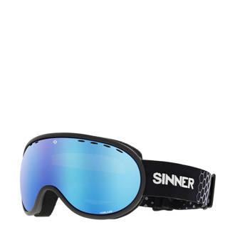 Unisex skibril Vorlage zwart