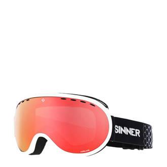 Unisex skibril Vorlage wit
