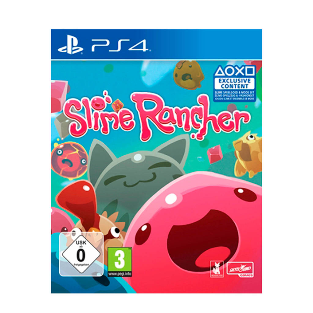 Slime rancher (PlayStation 4)
