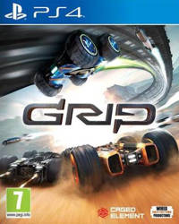 GRIP - Combat racing (PlayStation 4)
