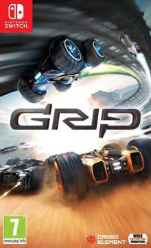 GRIP - Combat racing (Nintendo Switch)