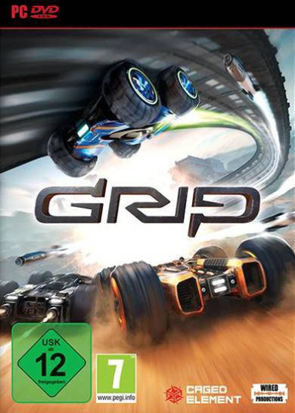 GRIP - Combat racing (PC)