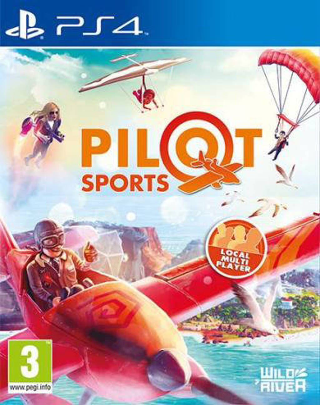 Pilot sports (PlayStation 4)