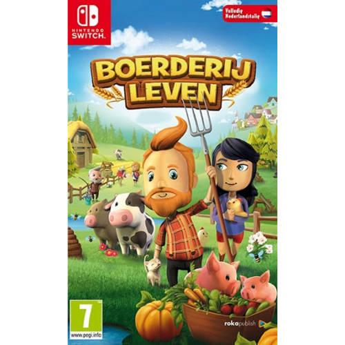 Boerderijleven (Nintendo Switch) kopen