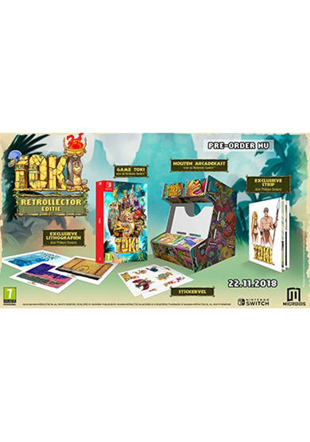 Toki (Retrollector edition) (Nintendo Switch)