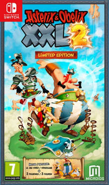 Asterix & Obelix - XXL 2 (Limited edition) (Nintendo Switch)