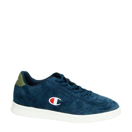 Champion Su????de sneakers blauw