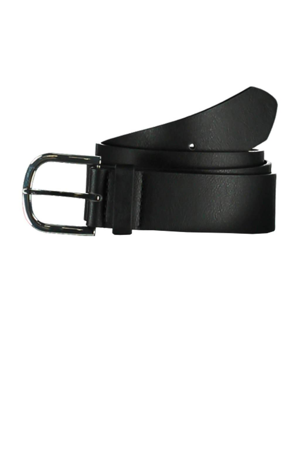 MS Mode riem zwart, Zwart