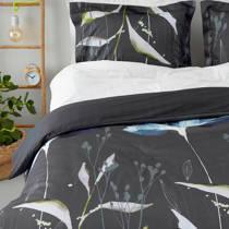 Vandyck katoensatijnen dekbedovertrek lits. jum.