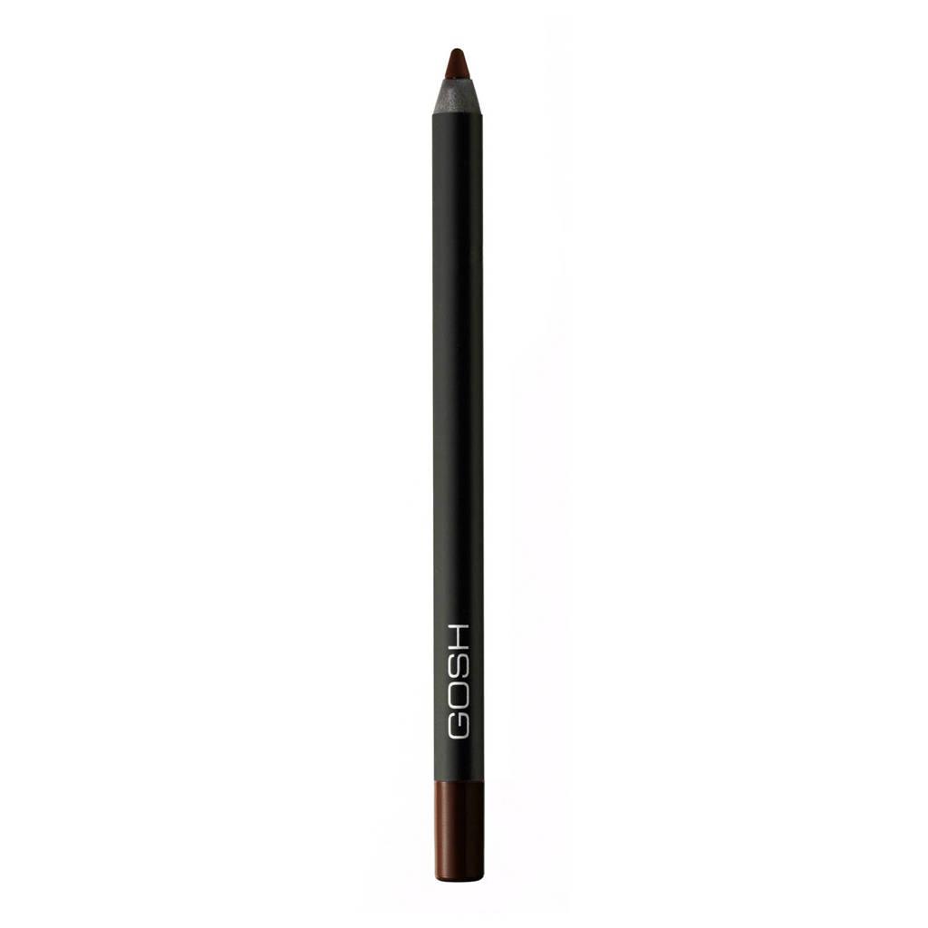 Gosh Velvet Touch eyeliner - Truly Brown