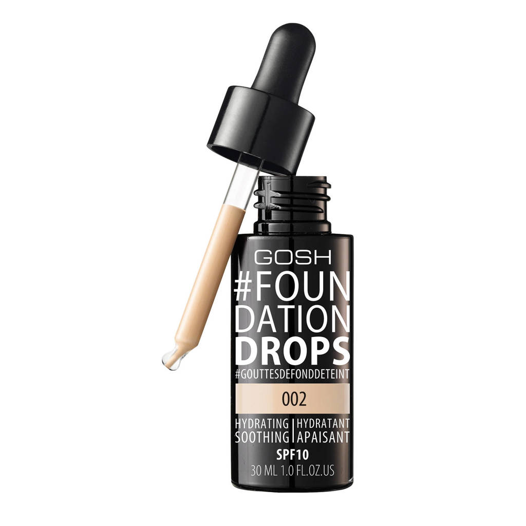 Gosh Drops foundation - Ivory