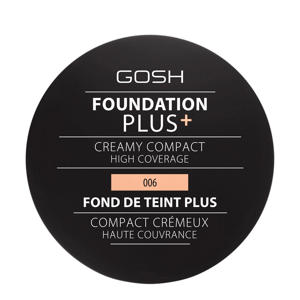 Plus + Creamy Compact High Coverage foundation - Golden