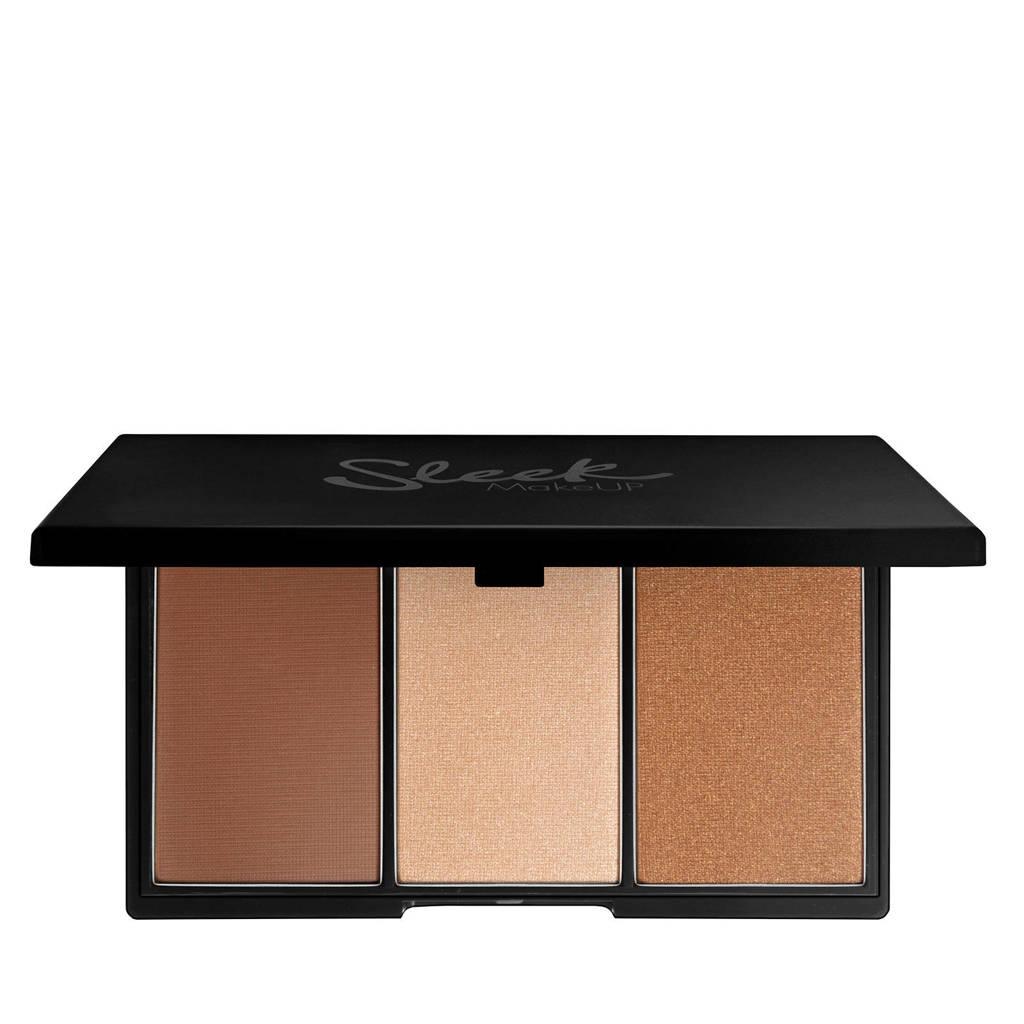 Sleek Face Form contour palette - Medium