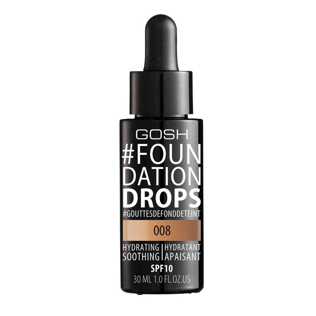Gosh Drops foundation - Honey