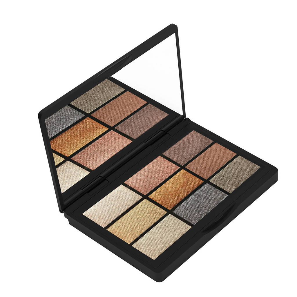 Gosh 9 shades oogschaduw palette - 005 To Party in London