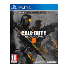 Call of Duty: Black Ops 4 Pro editon (PlayStation 4)