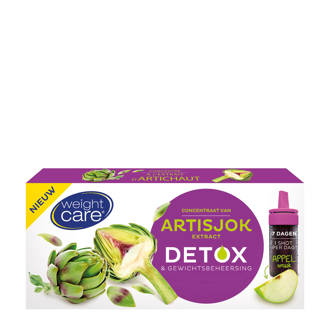 Artisjok Detox shots appel - 7 x 10ML