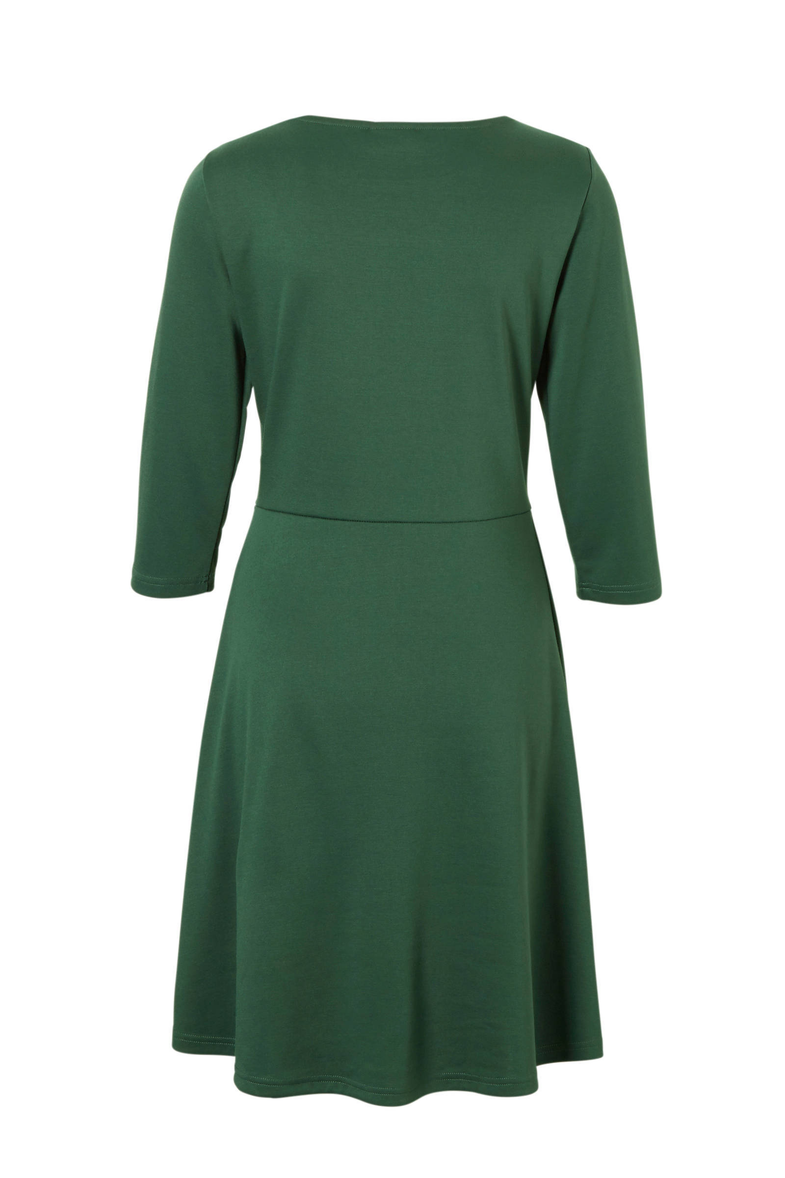 jurk VILA VILA jurk plooien met wExqRppz