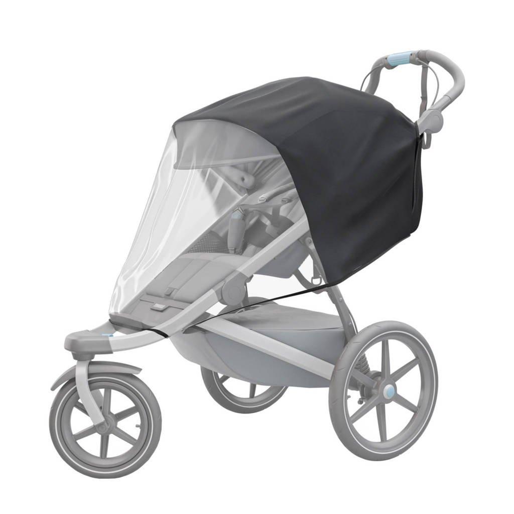 Thule Urban Glide regenhoes kinderwagen, Zwart
