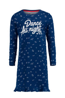 Vingino nachthemd Wanna blauw (meisjes)