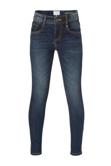 skinny fit jeans Anderson donkerblauw