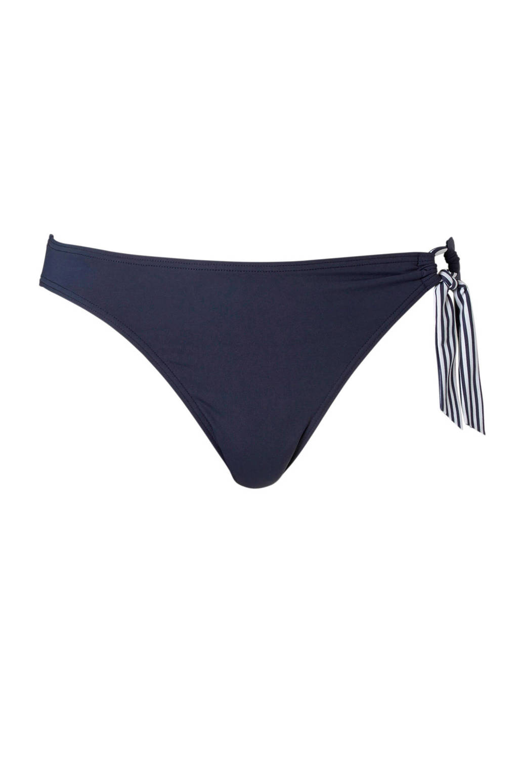 ESPRIT Women Beach bikinibroekje met heup detail blauw, Blauw