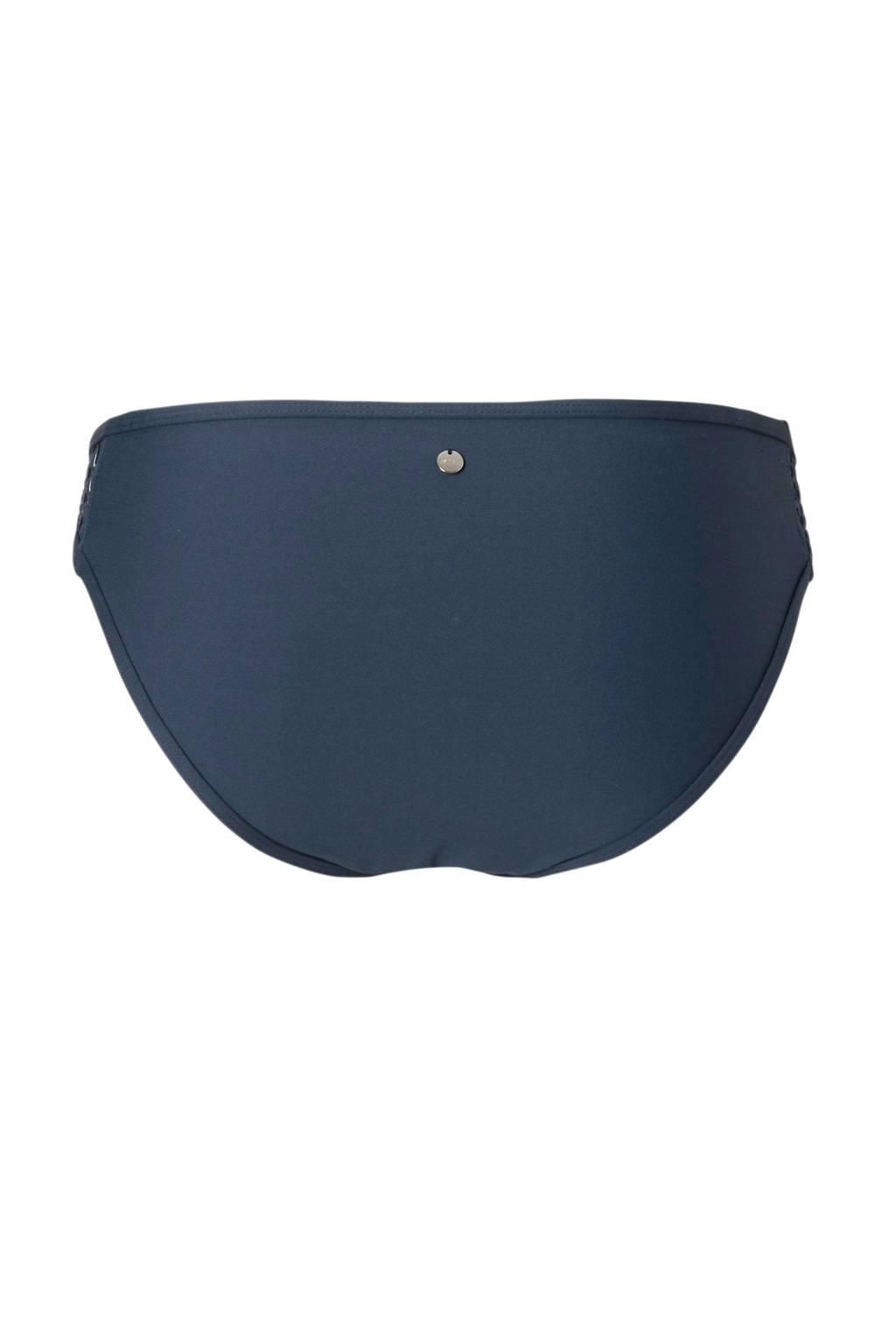 Beach Detail Blauw Bikini Open Broekje Met Espritwomen dq7Zpwd