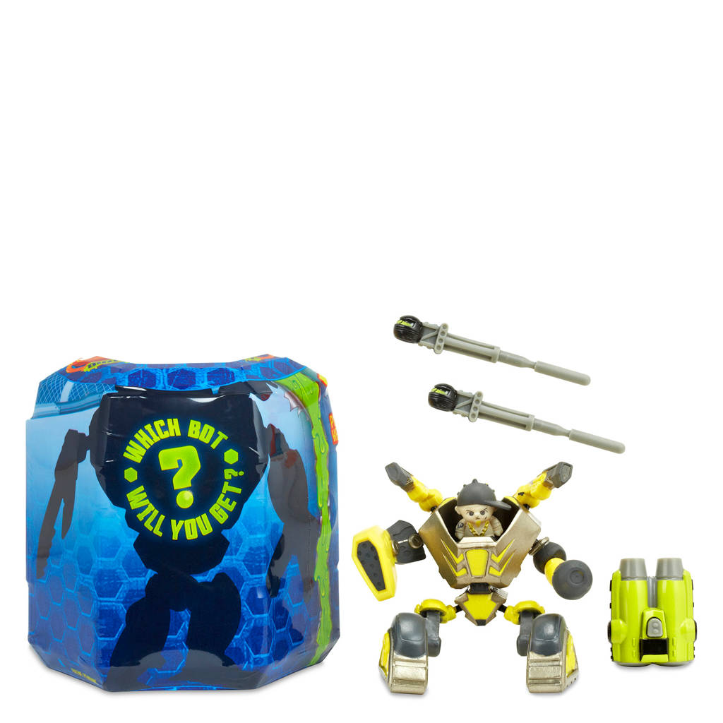 Ready2Robot  Battle Pack tag-team