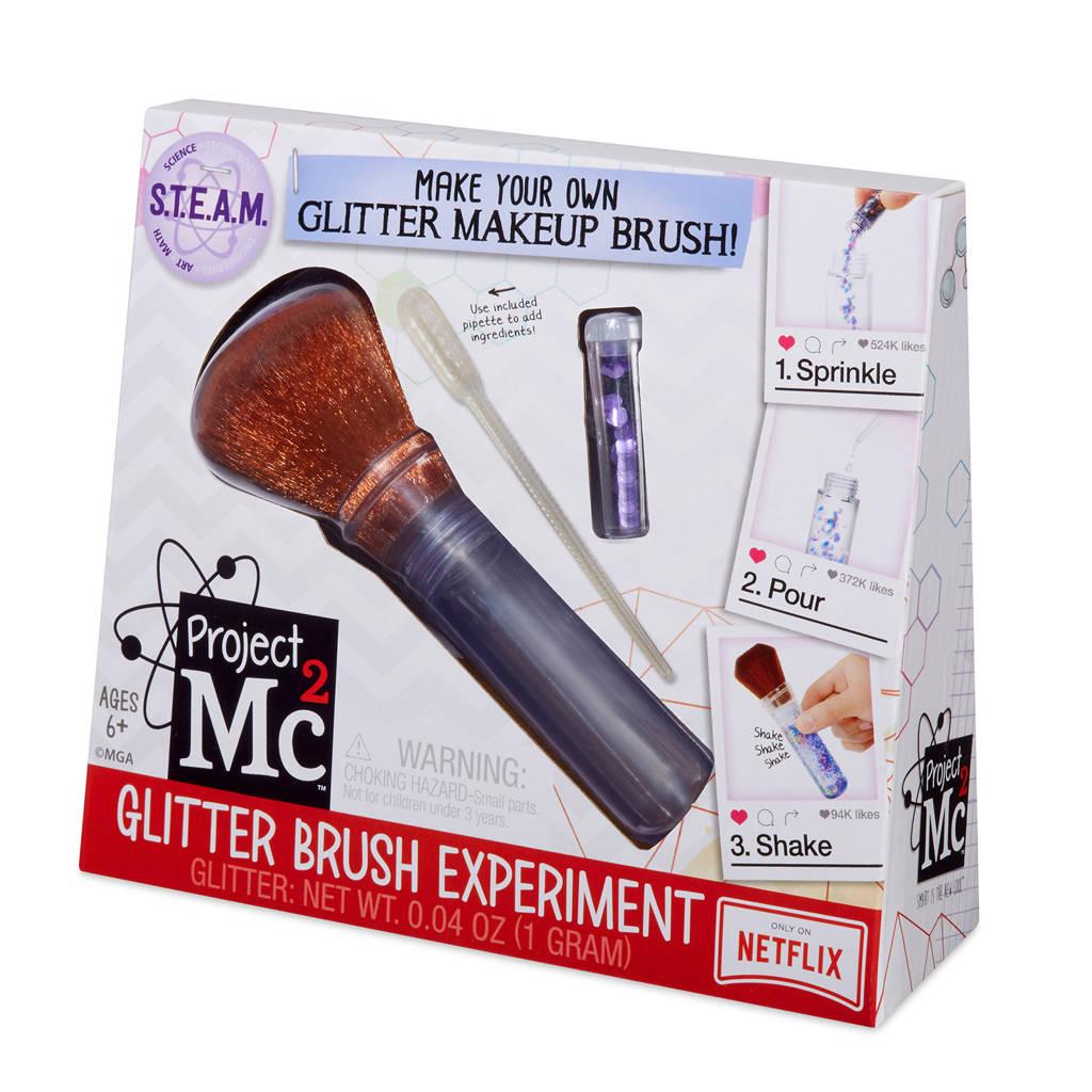 Project Mc2 glitter brush