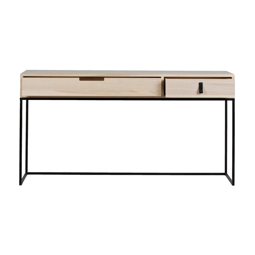 Sidetable Eiken Kleur.Woood Exclusive Sidetable Silas Wehkamp