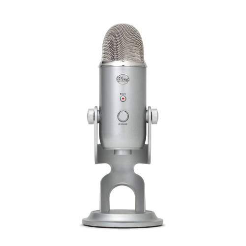 Blue Microphones Yeti USB microphone zilver