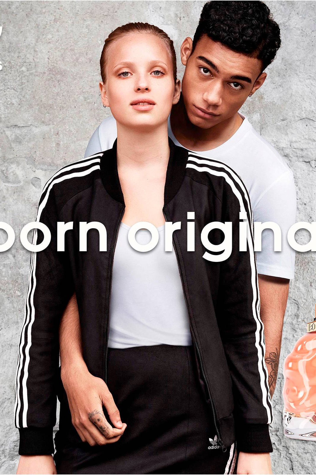 born originals adidas schoenen