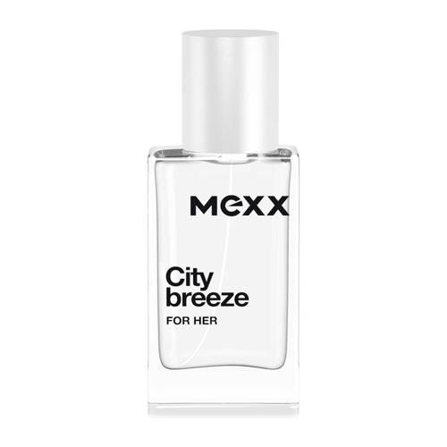 Mexx City Breeze Woman eau de toilette - 15 ml kopen