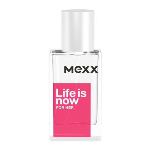 Mexx Life is Now eau de toilette - 15 ml kopen