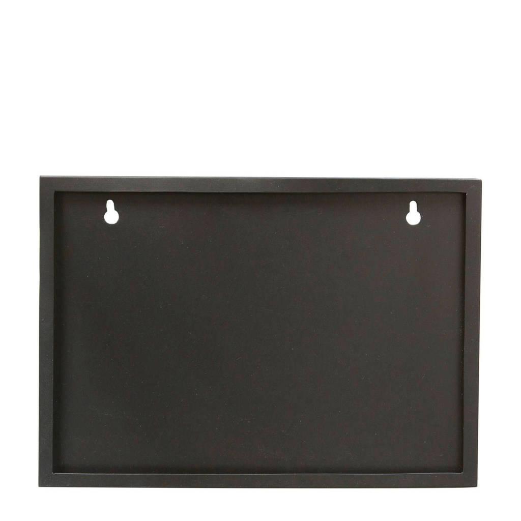Kidsdepot wandframe (30x21 cm), Zwart