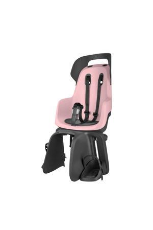 Go E-BD fietsstoeltje achter cotton candy pink
