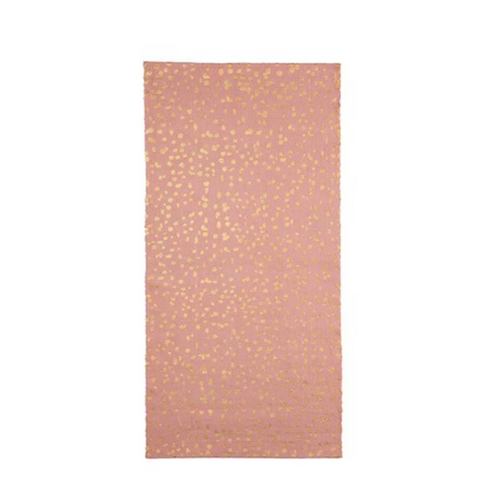 Kidsdepot vloerkleed  (140x70 cm), Roze