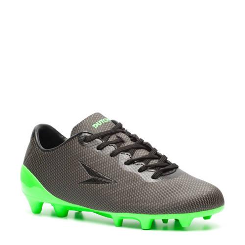 cheap for discount d666c 4b6a3 voetbalschoenen grijs-groen