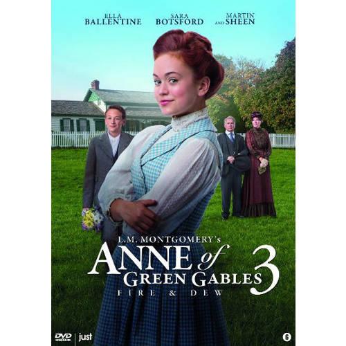 Anne of Green Gables 3 - Fire & Dew (DVD) kopen