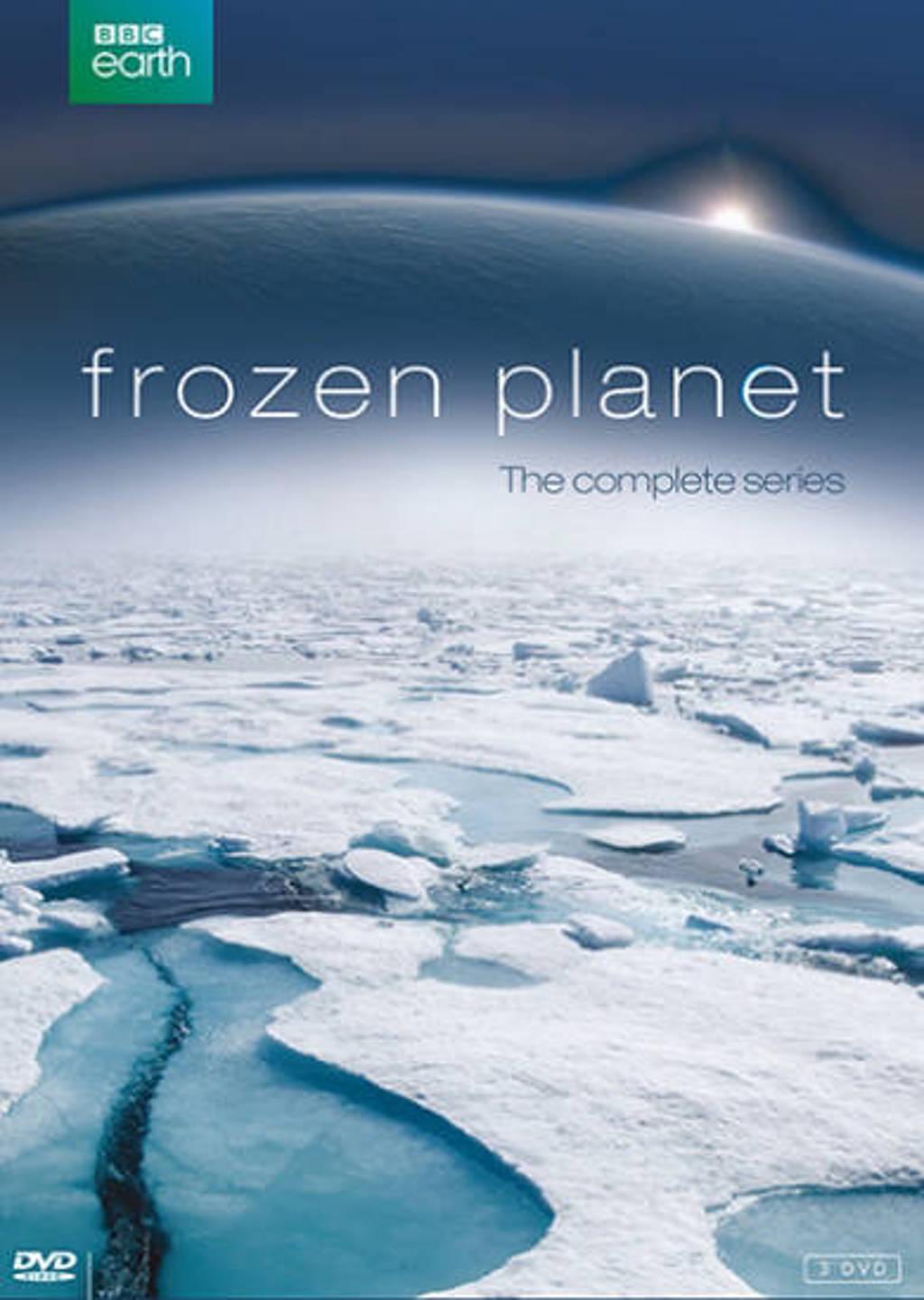 Frozen planet - Seizoen 1  (DVD)