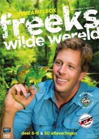Freeks wilde wereld box (DVD)