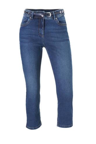 The Denim capri jeans