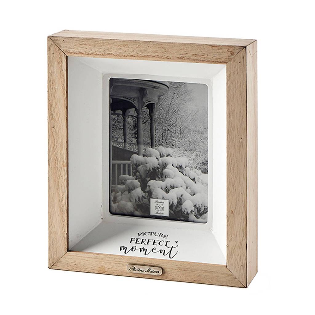 Riviera Maison fotolijst Perfect Moment (27x22,5 cm), Lichtbruin